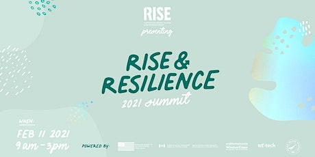 RISE and Resilience Summit tickets
