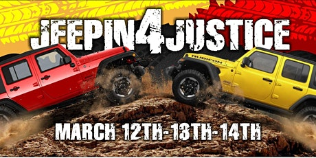 Jeepin4Justice 7 - March 2021 tickets