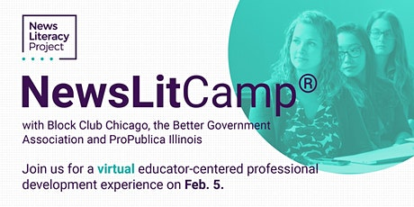 NewsLitCamp® Illinois tickets