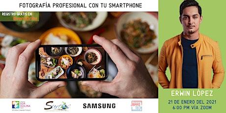 Fotografía Profesional con tu Smartphone entradas