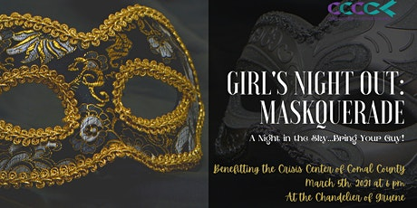 Girl's Night Out: Maskquerade - Single Ticket tickets