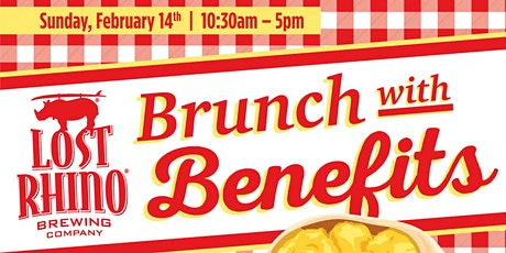 Lost Rhino's Brunch With Benefits - Touching Heart tickets