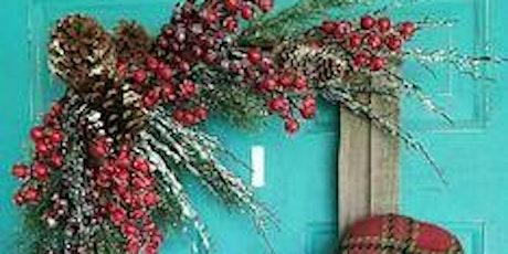 December Wreath Floral Design Class tickets