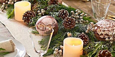December Garland Floral Design Class tickets
