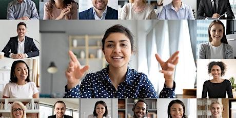 Rencontres interactives sur l'embauche inclusive en période de Covid-19 billets