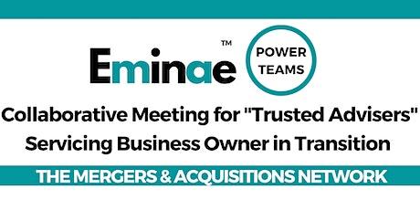 "Eminae Network ""Power Teams"" Virtual Round Table tickets"