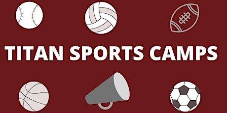 Titan Sports Camp - Soccer tickets