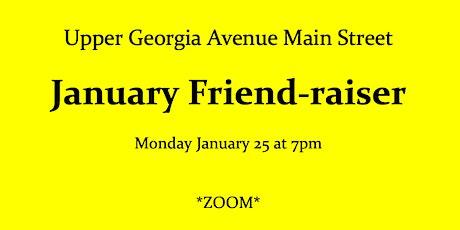 UGA Main Street - January FRIEND-RAISER tickets