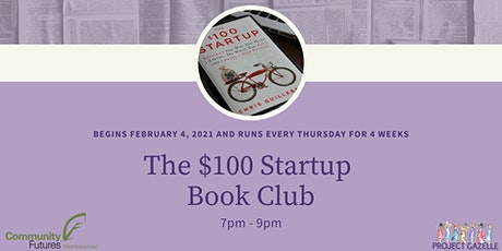 The $100 Startup Book Club tickets