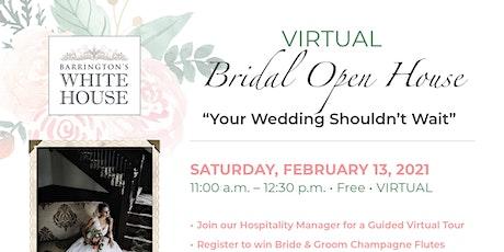Virtual Bridal Open House tickets