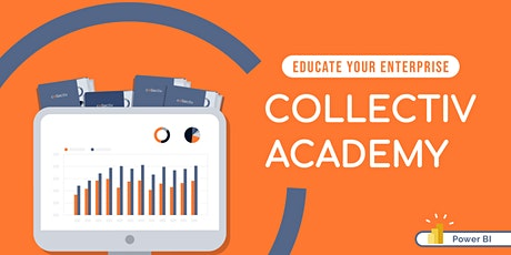 Power BI Time Intelligence Calculations - Collectiv Academy tickets