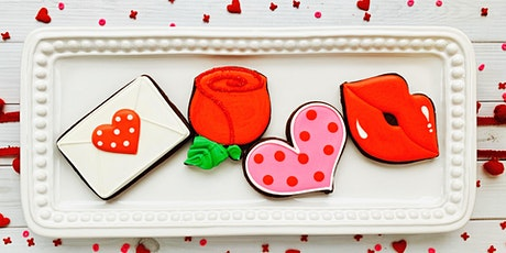 Live Virtual Valentine Beginner Cookie Class tickets