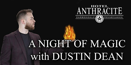 A Night of Magic with Dustin Dean tickets