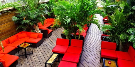 'Socialize & Sanitize' Happy Hour (Heated Rooftop) tickets
