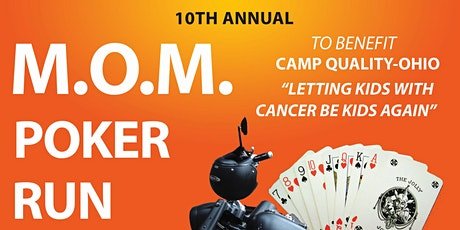 10th Annual MOM Charity Poker Run tickets