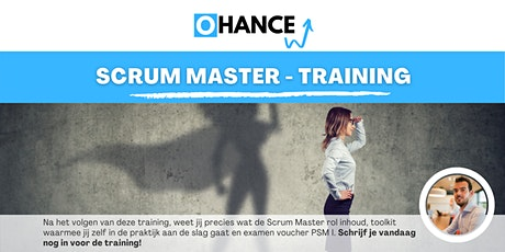 Scrum Master Training | incl. gratis PSM I exam voucher (Virtual) tickets