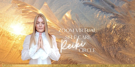 VIRTUAL SELF CARE REIKI CIRCLE WITH PENELOPE SILVER MASTER ENERGY HEALER tickets