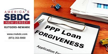 Preparing for PPP Loan Forgiveness Webinar / RNSBDC tickets