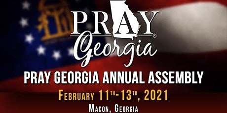 Pray Georgia 2021 Annual Assembly tickets
