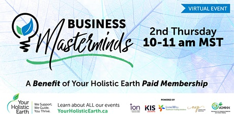 YHE Business Mastermind with NCP! tickets