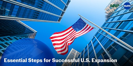 Essential Steps for Successful U.S. Expansion tickets