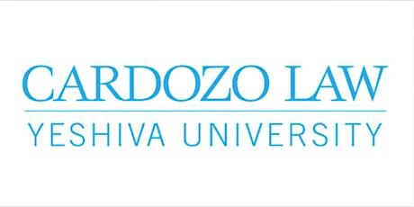 Cardozo School of Law 2021 Manhattan District  Attorney Forum tickets