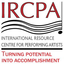 IRCPA - International Resource Centre for Performing Artists logo
