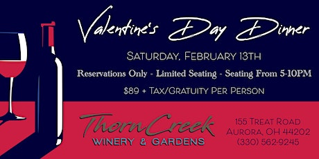 Valentine's Dinner - Featuring Little Steve-O Live tickets