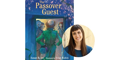 Susan Kusel shares THE PASSOVER GUEST tickets