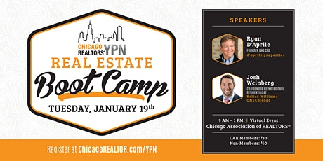 YPN Real Estate Boot Camp tickets