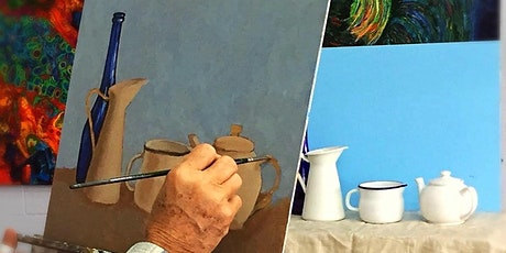 Art Classes, Painting & Drawing  at Miami Art Club (Visitor Class) tickets