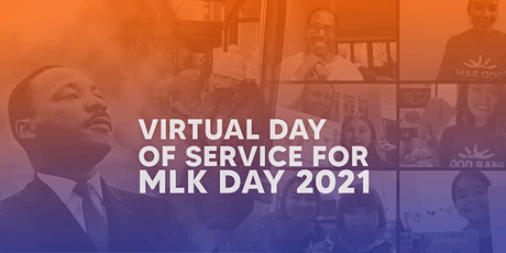 Food Bank For NYC - Virtual Day of Service for MLK Day 2021 tickets