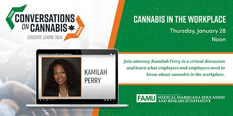 Conversations on Cannabis | Cannabis in the Workplace tickets