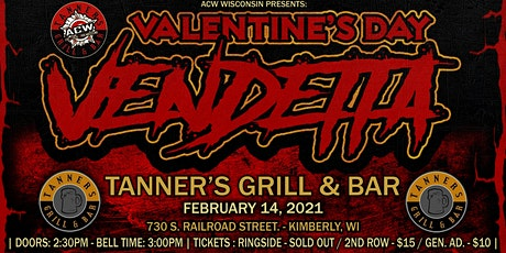 ACW at Tanners tickets