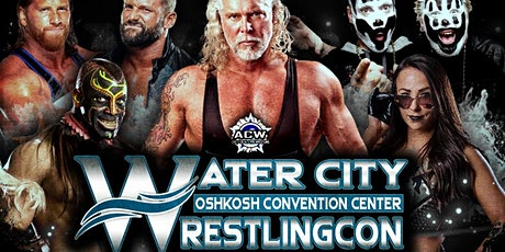 ACW WaterCity WrestlingCon 2021 tickets