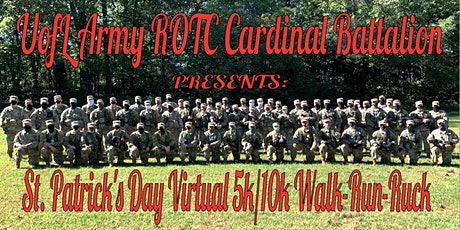UofL Army ROTC Cardinal Battalion 5K/10K Walk-Run-Ruck tickets