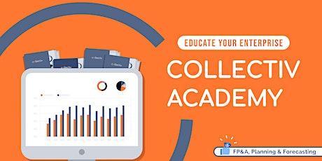 Supply & Demand Planning in Power BI - Collectiv Academy tickets