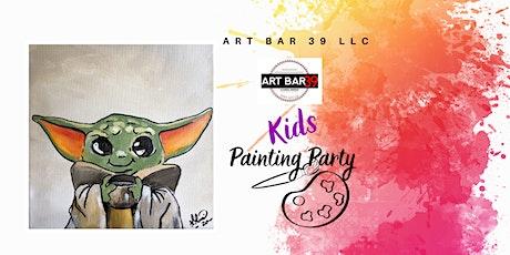 Kids|Painting Party|Wadena Studio|Advanced tickets