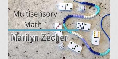 Multi-Sensory Math with Marilyn Zecher tickets