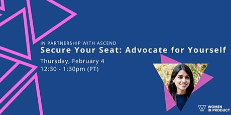 Secure your seat: Advocate for yourself tickets