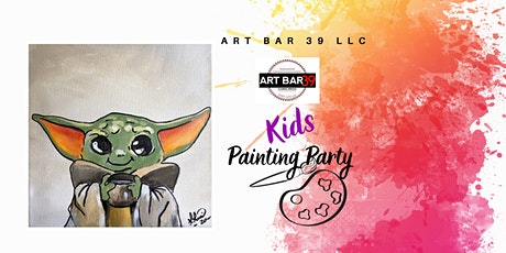 Kids|Painting Party|Alexandria|Advanced tickets
