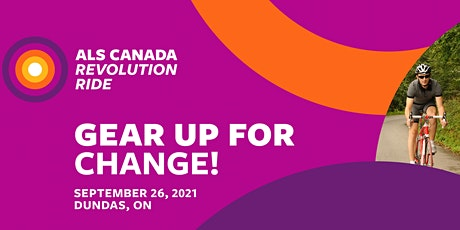 ALS Canada Revolution Ride tickets
