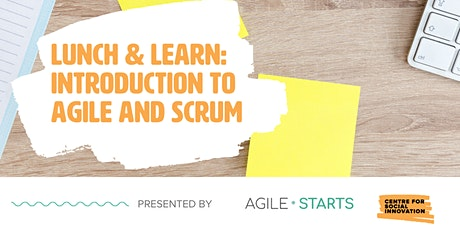 Lunch and Learn: Introduction to Agile with Regnard Raquedan tickets