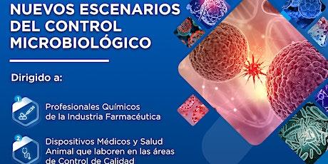 ON DEMAND | Nuevos Escenarios del Control Microbiológico boletos