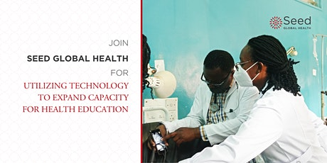 Utilizing Technology to Expand Capacity for Health Education tickets