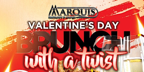 Brunch with a twist at Marquis Lounge ATL tickets