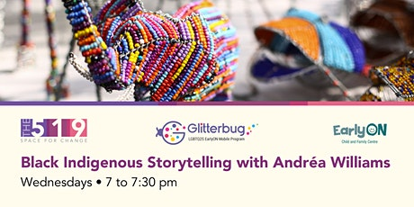 Black Indigenous Storytelling with Andréa Williams tickets