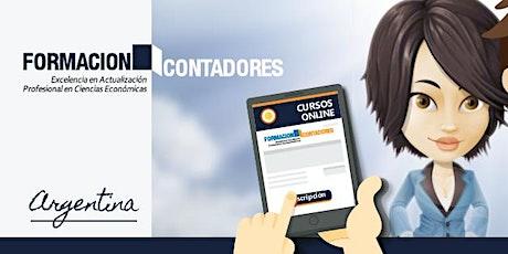 Grabaciones 2017 - Formación Contadores Argentina entradas