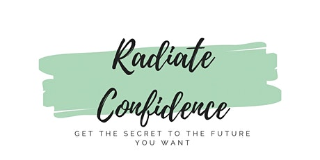 Radiate Confidence Workshop tickets