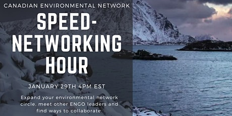 ENGO Virtual Speed-Networking Hour tickets
